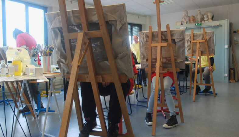 Atelier des arts plastiques