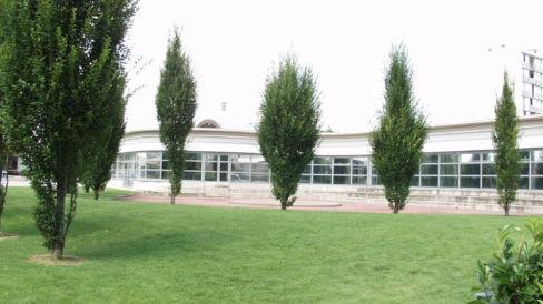 Parc de la Médiathèque